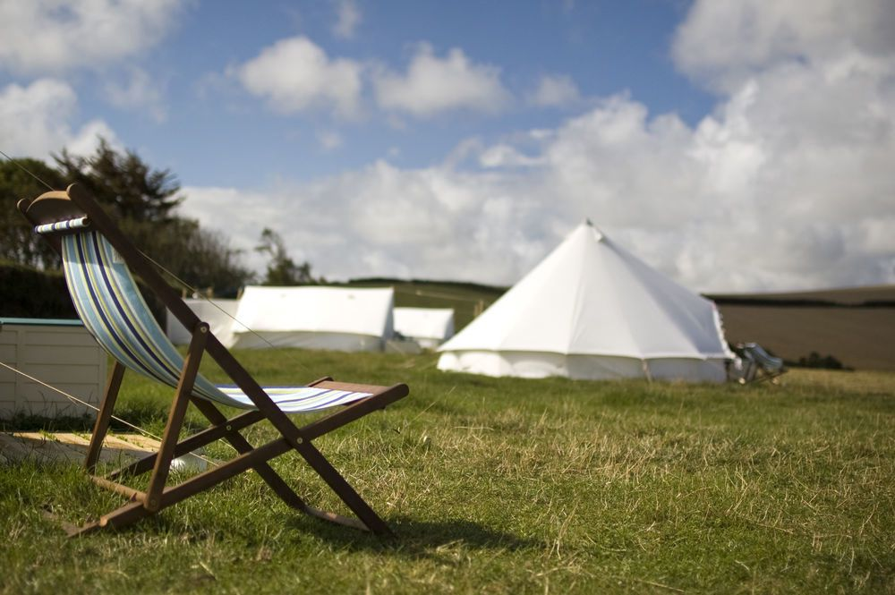 Glamping in South West England