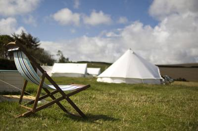 Glamping in South West England – The best glampsites in the South West