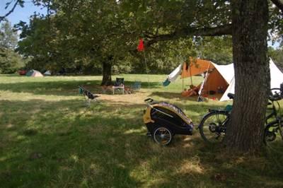 Camping La Semnadisse Camping La Semnadisse, Rimondeix 23140, Creuse, France