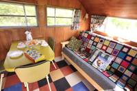 Bed and Breakfast - Vintage Vacations UK Airstream Holidays