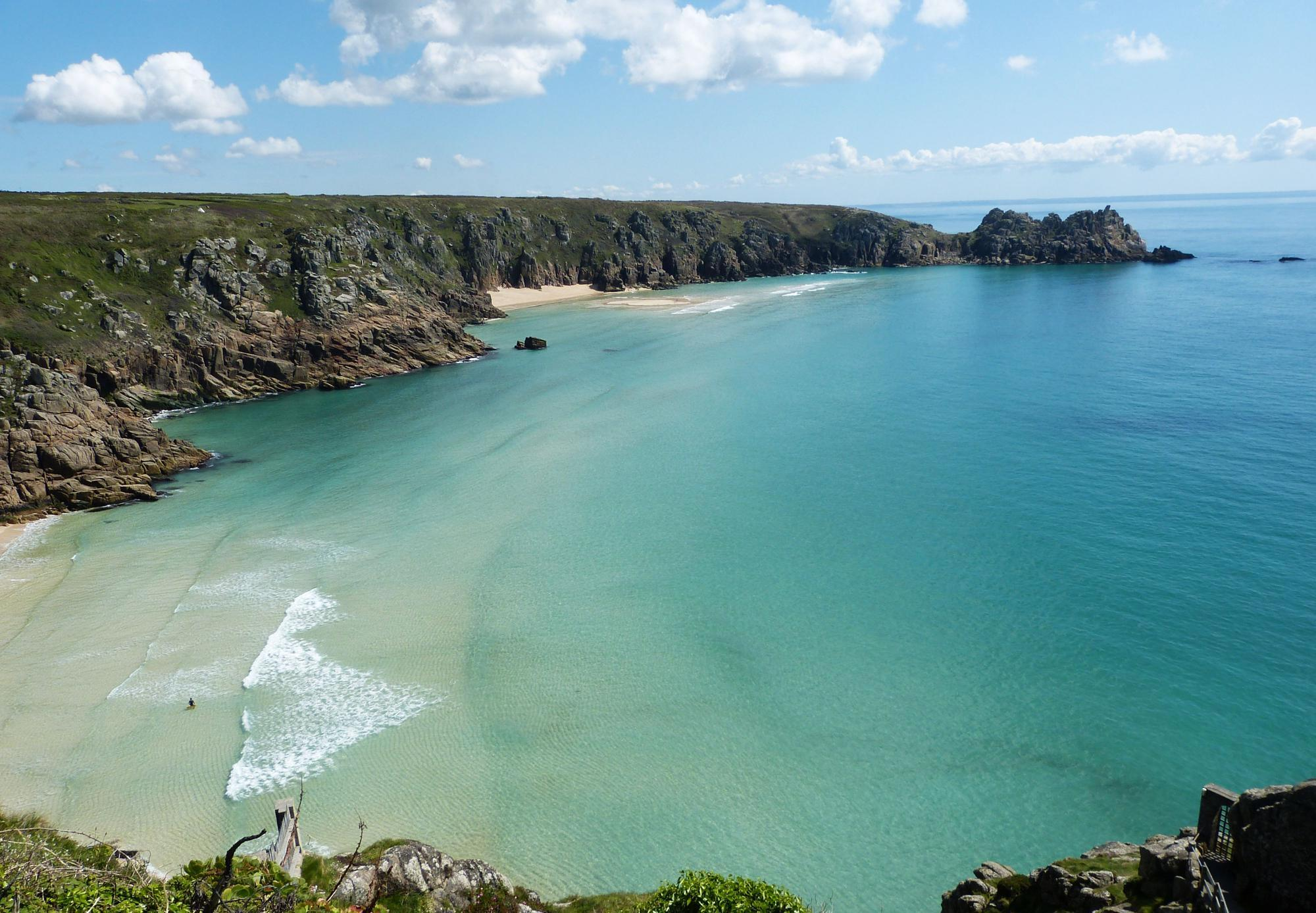 Seaside Campsites in Cornwall – Beach Camping, Cornwall