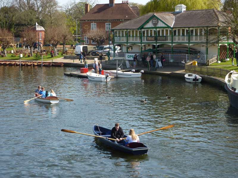 Avon Boating Boat Hire