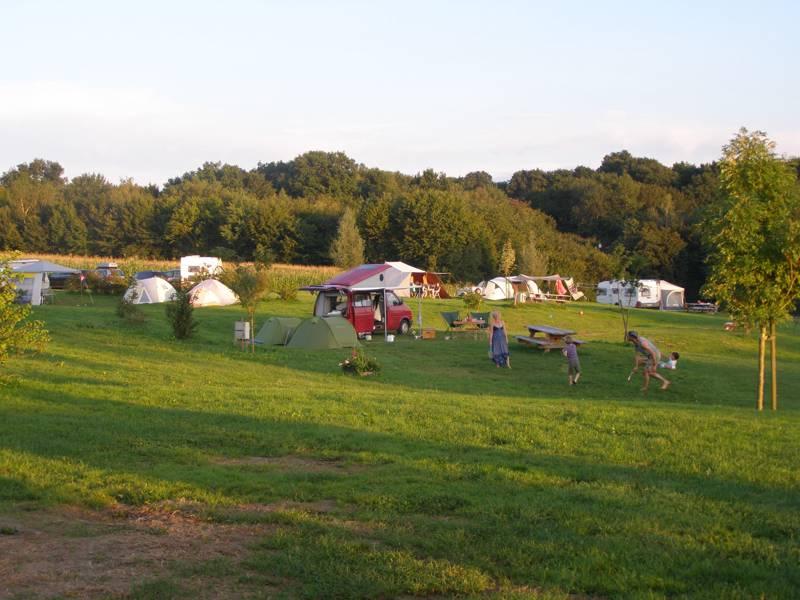 Campsites in Saône-et-Loire