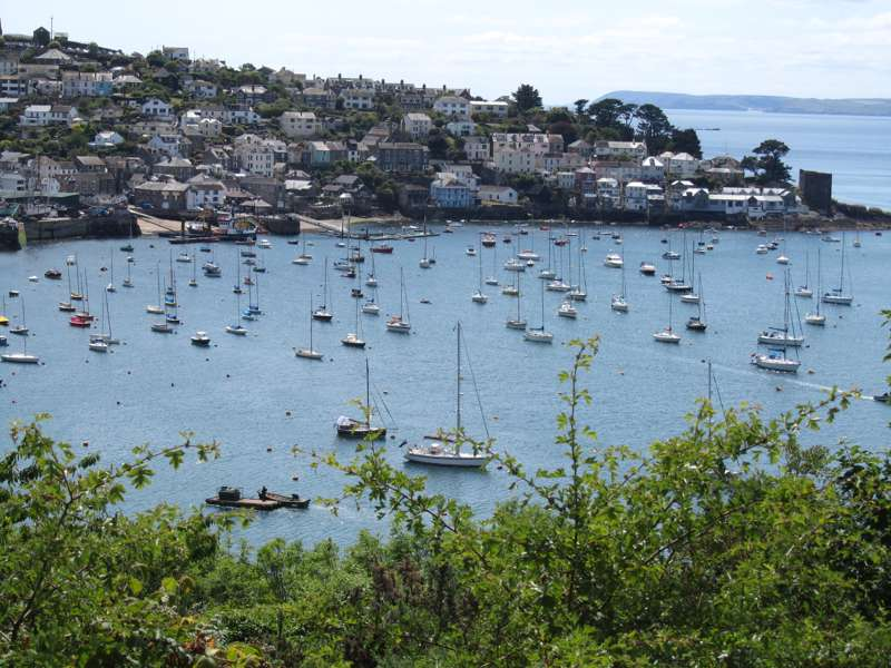 Hotels, B&Bs & Self-Catering in Fowey
