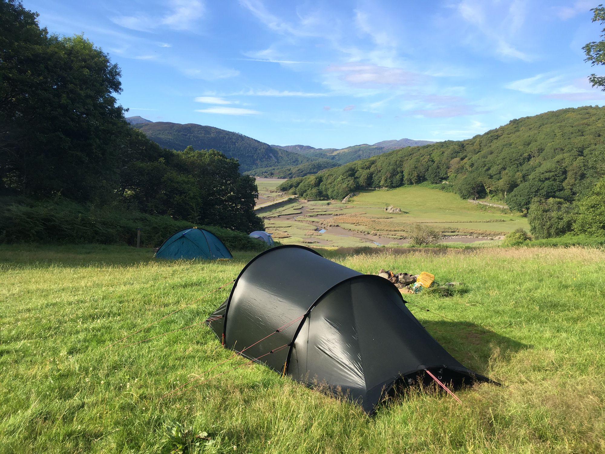 Graig Wen Campsite, Snowdonia
