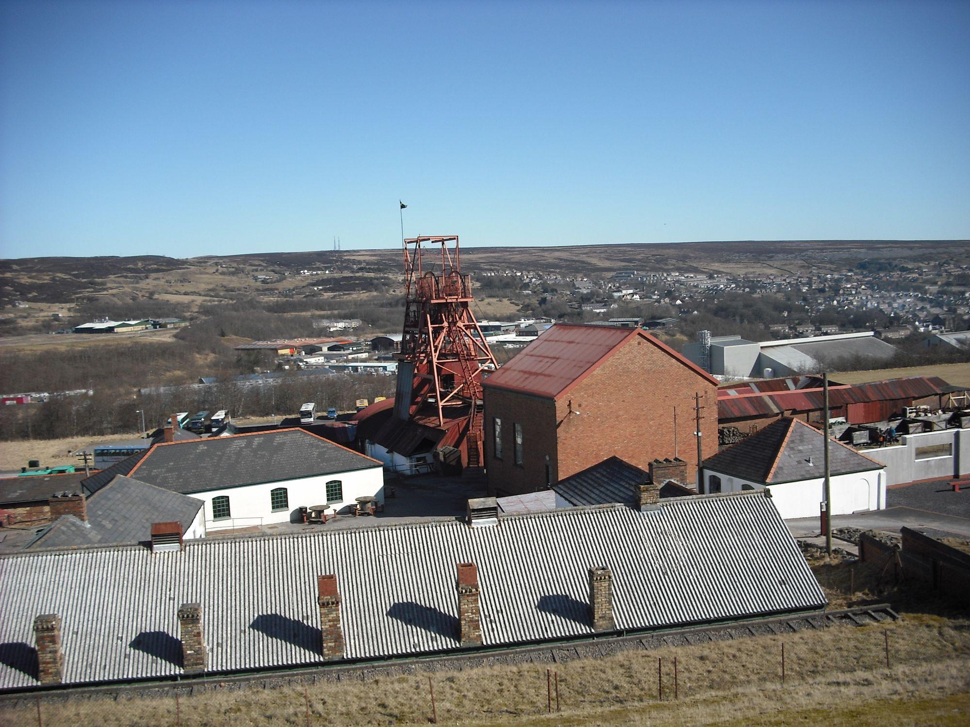 Big Pit: National Coal Museum