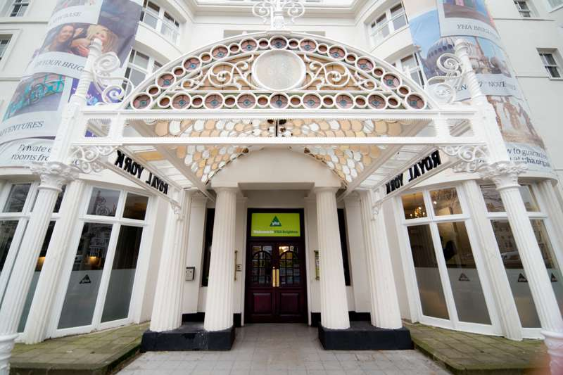 YHA Brighton Old Steine Brighton East Sussex BN1 1NH