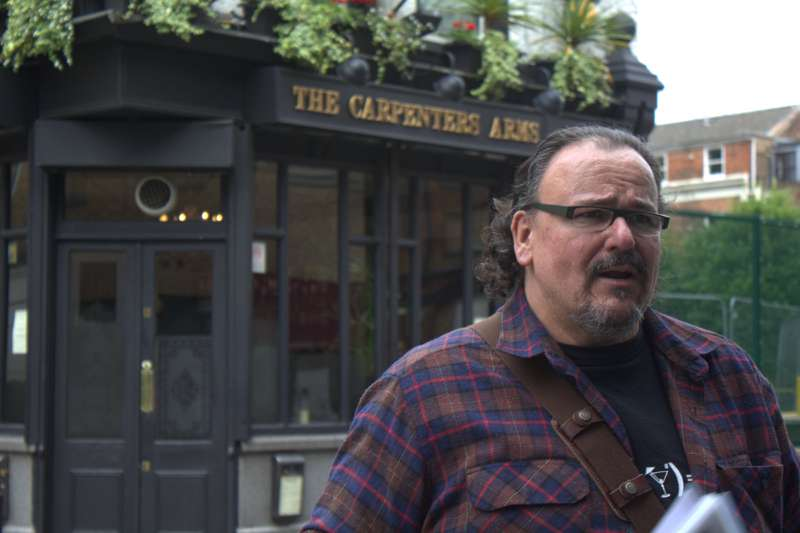 Setjetting: Gangster London with Nick the Greek