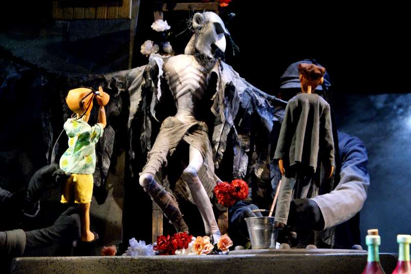 Little Angel Puppet Theatre