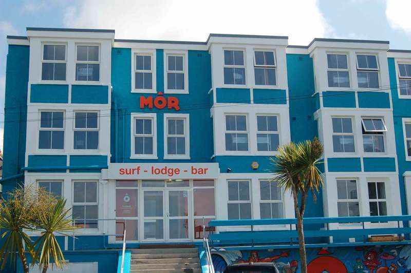MôR Lodge 83-87 Mount Wise Newquay Cornwall TR7 2BP