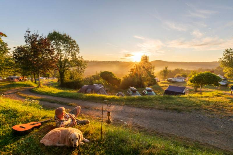 Campsites in France | The Best French Camping Sites