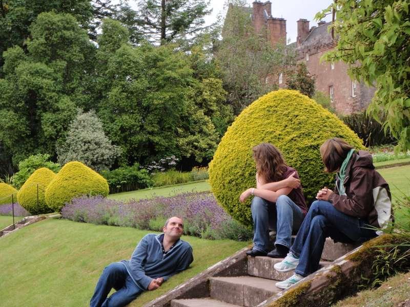 Brodick Castle, Garden & Country Park