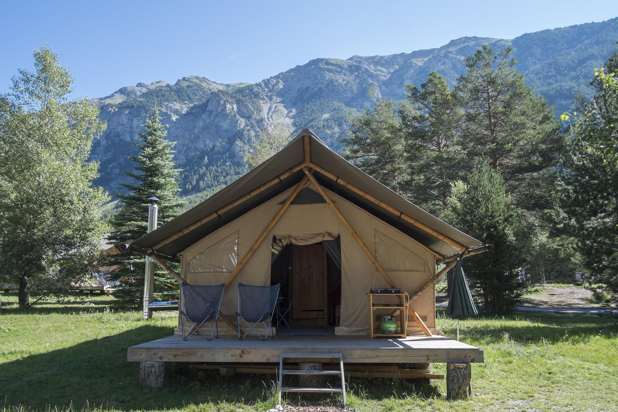 Glamping in Hautes-Alpes | Glamping accommodation in Hautes-Alpes, France