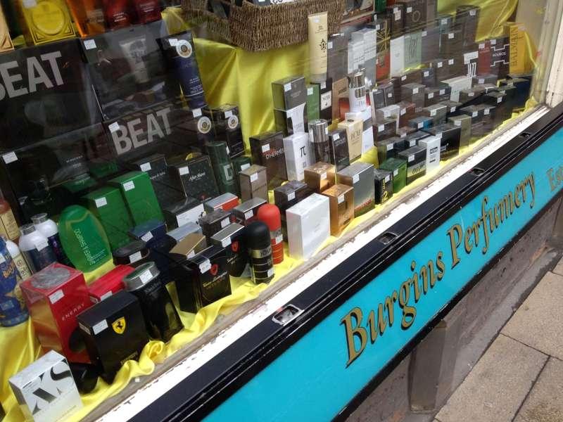 Burgins Perfumery