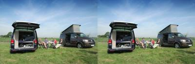 Spot the difference – win a weekend's campervan hire courtesy of CamperVanTastic!