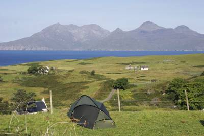 Cleadale Campsite Cleadale Campsite, 13 Cleadale, Isle of Eigg, Scotland PH42 4RL