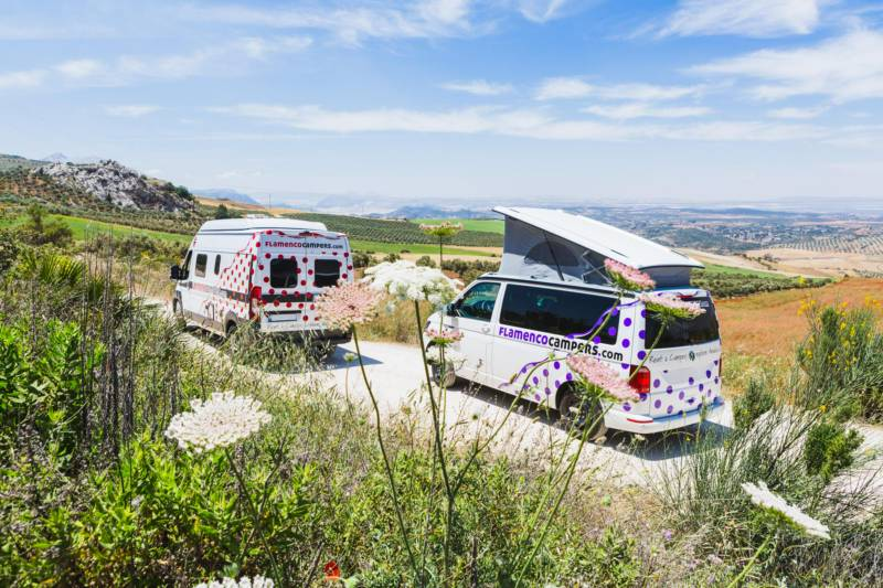 Campervan Hire in Spain | Motorhome Rental in Spain