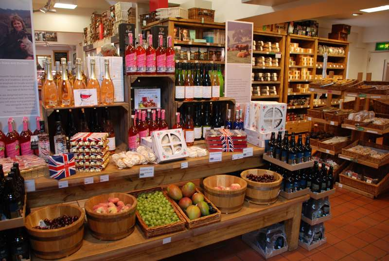 Chatsworth Farm Shop
