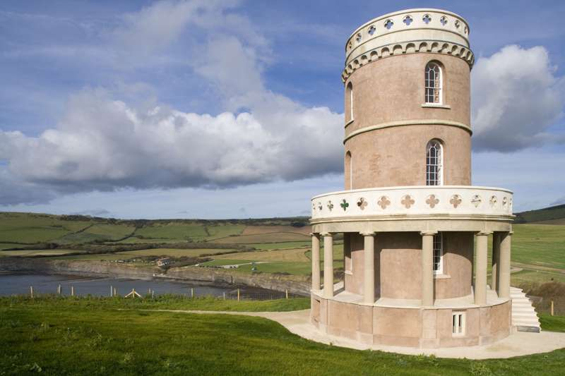 Clavell Tower Kimmeridge near Wareham Dorset BH20 5PF