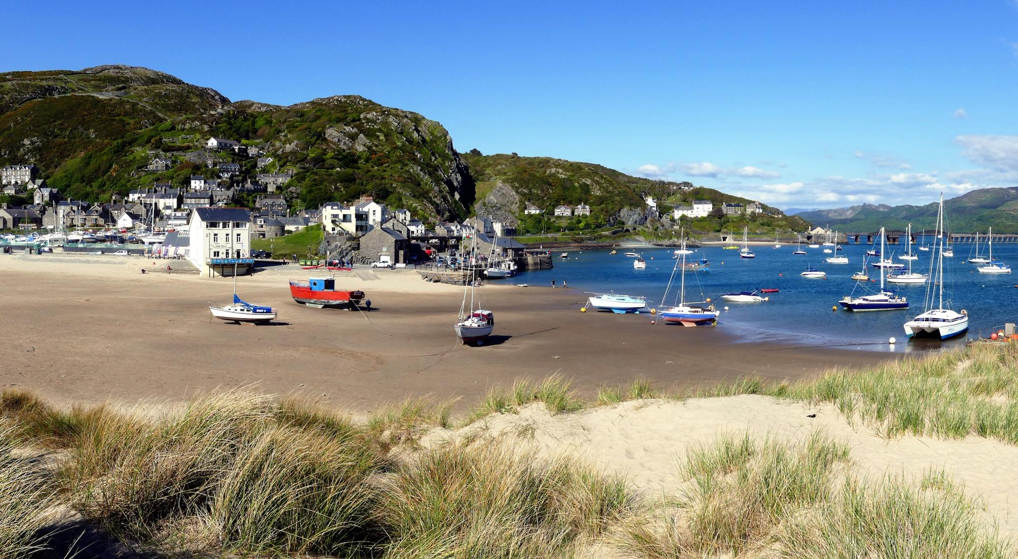 Barmouth Camping | Campsites in Barmouth, North Wales
