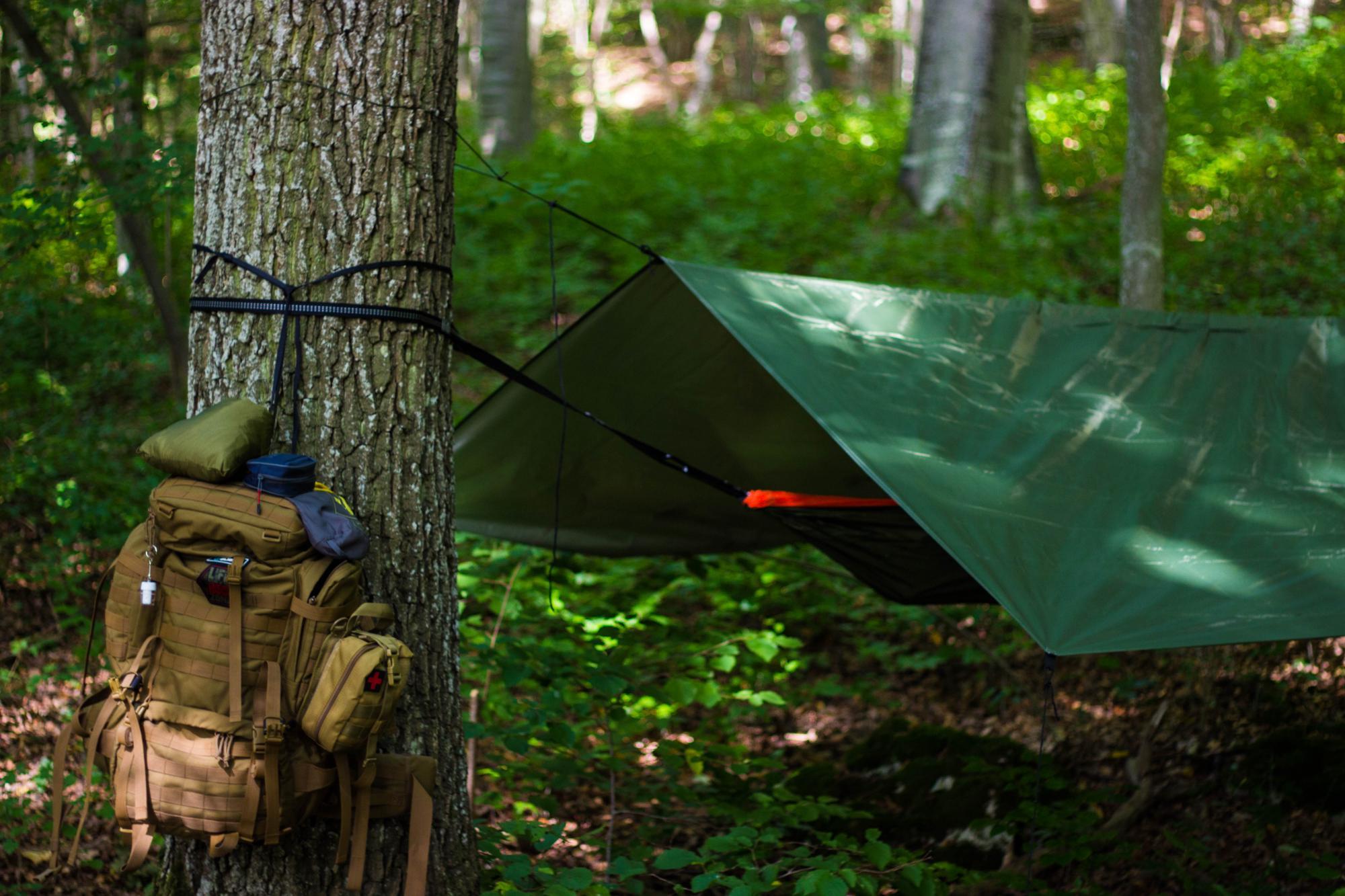 Secret wild camping spots in the UK