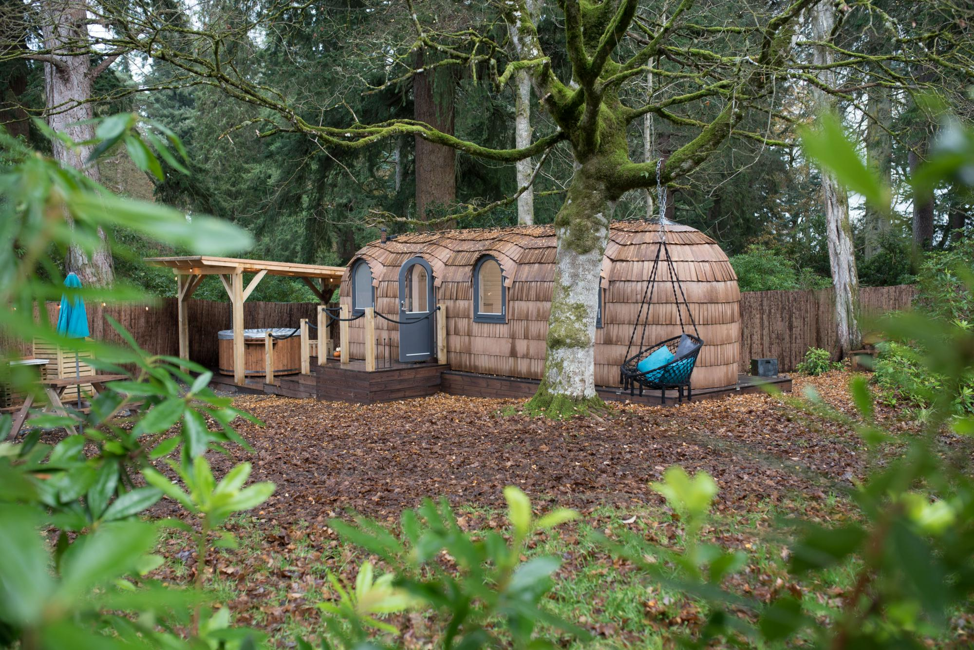 Glamping in Scotland – I Love This Campsite