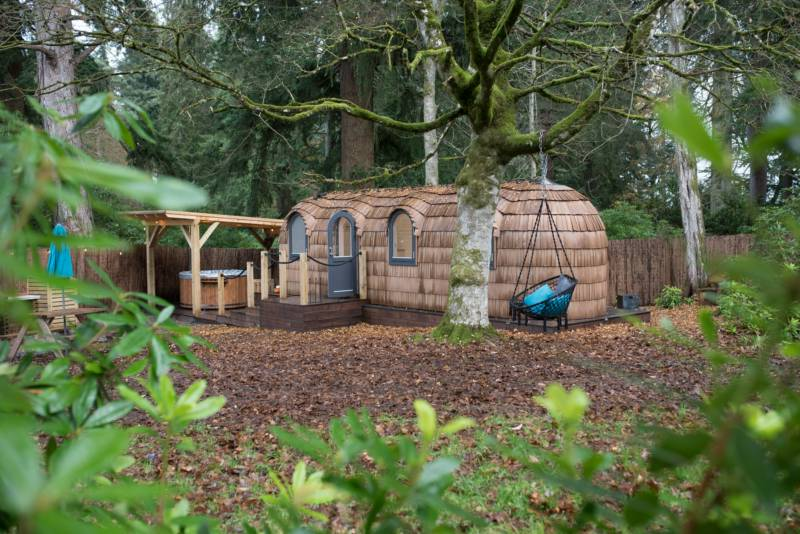 Culdees Castle Estate Glamping