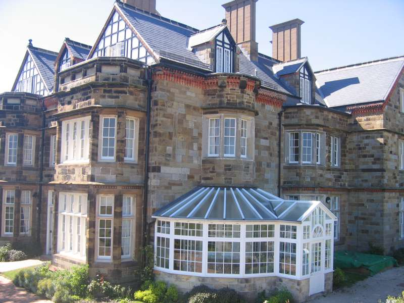 YHA Whitby Abbey House East Cliff Whitby YO22 4JT