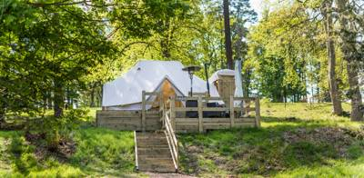 Dundas Castle Glamping Queensferry, Edinburgh, Scotland EH30 9SP