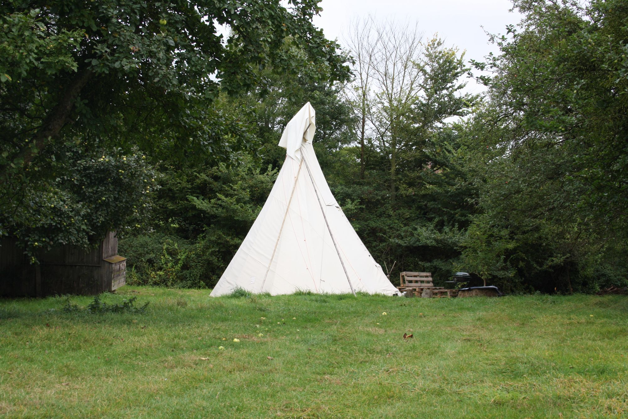 Wye Glamping at White House Farm
