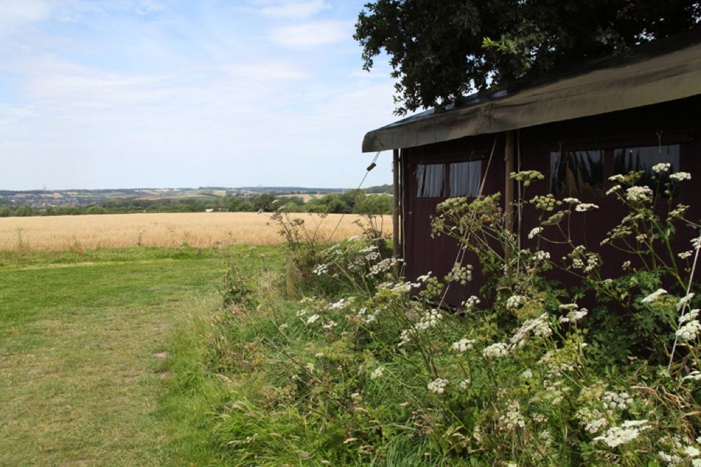 Campsites in Sheringham & Cromer holidays at Cool Places