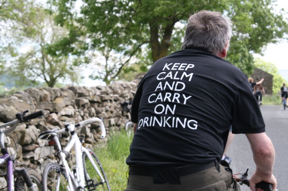 A story of bikes, gears and a few beers.