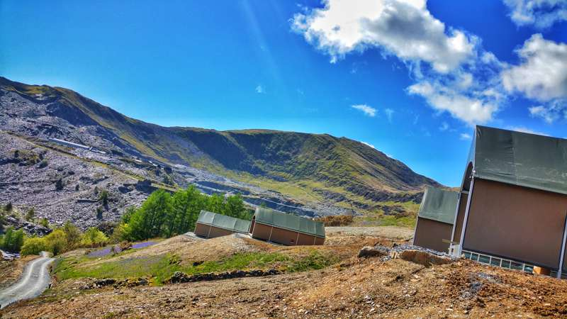 The Slate Caverns The Slate Caverns, Blaenau Ffestiniog, Gwynedd LL41 3NB