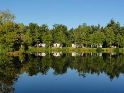 Lakeside camping in the heart of the Loire Valley – what more could you want?