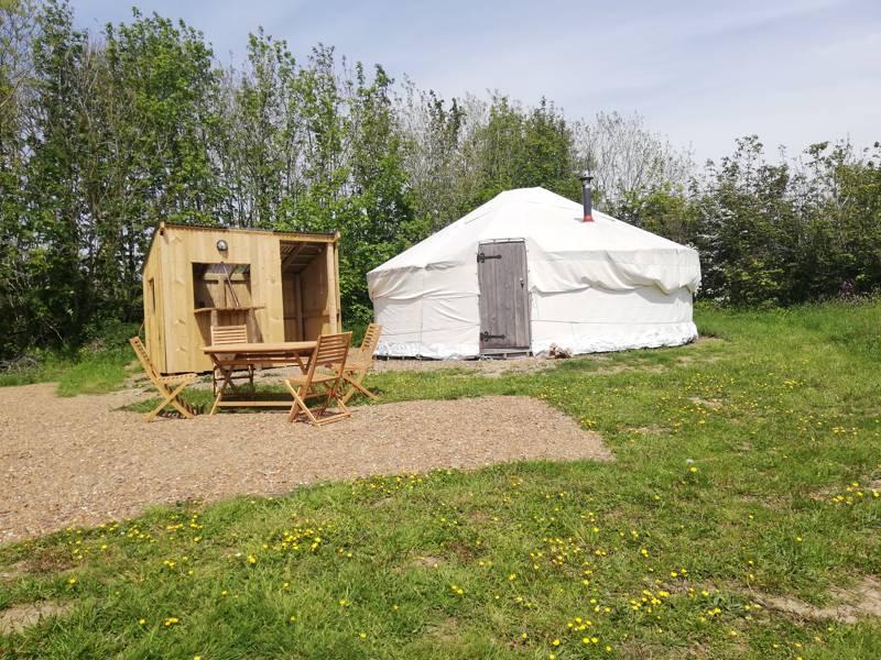 Pip Pin Yurt