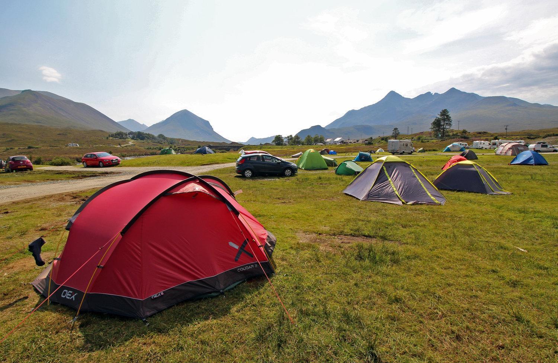 Sligachen Campsite