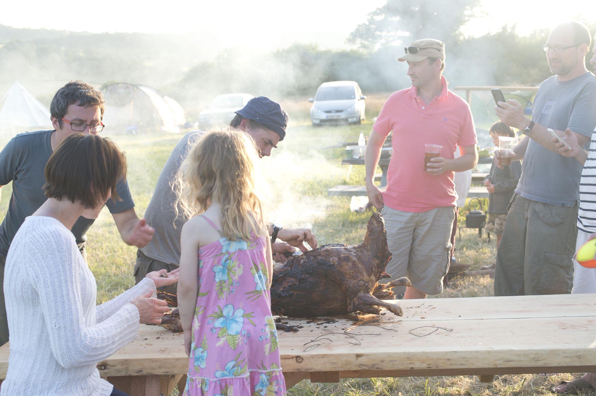 Brigs Farm Campsite