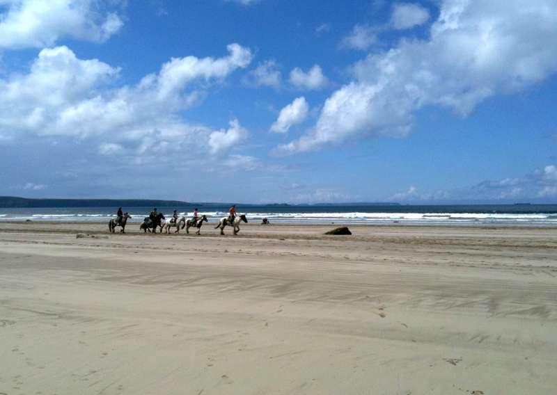 Druidston Beach
