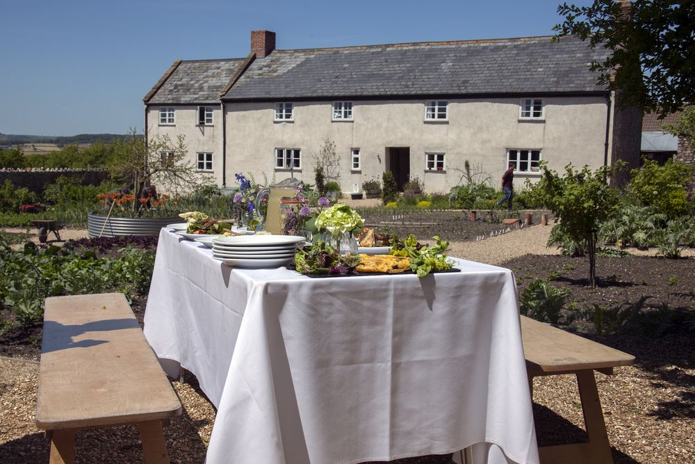 River Cottage - great places to eat in Devon and Dorset - Cool Places UK