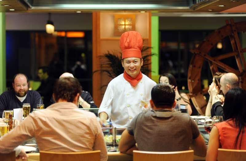 Sapporo Teppanyaki Restaurant