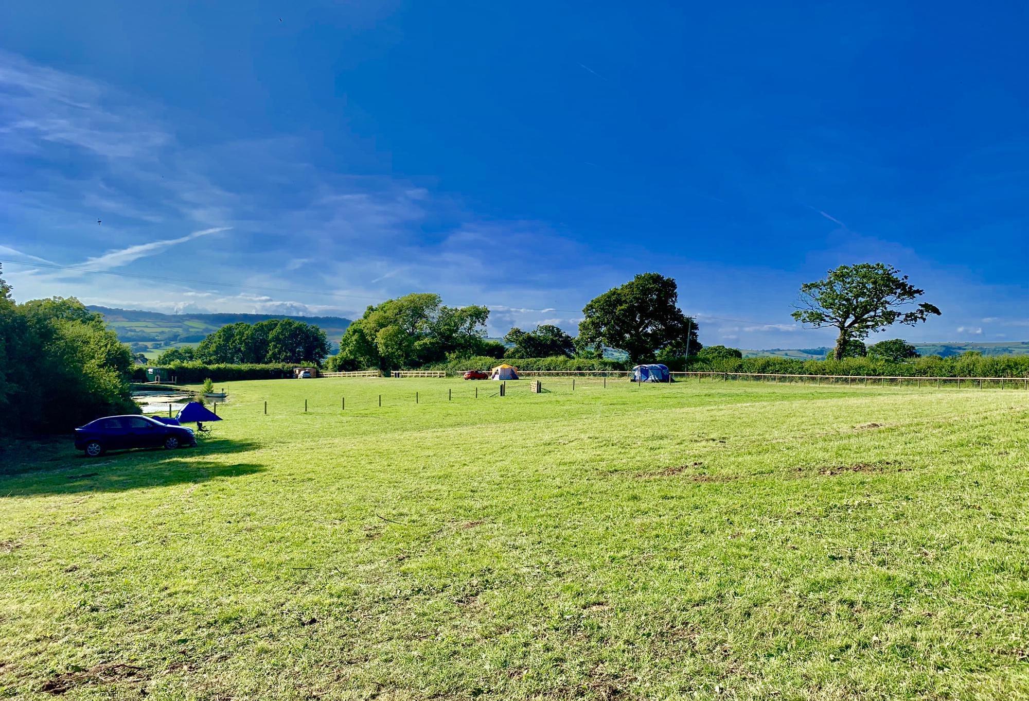 Hobby Farm Campsite