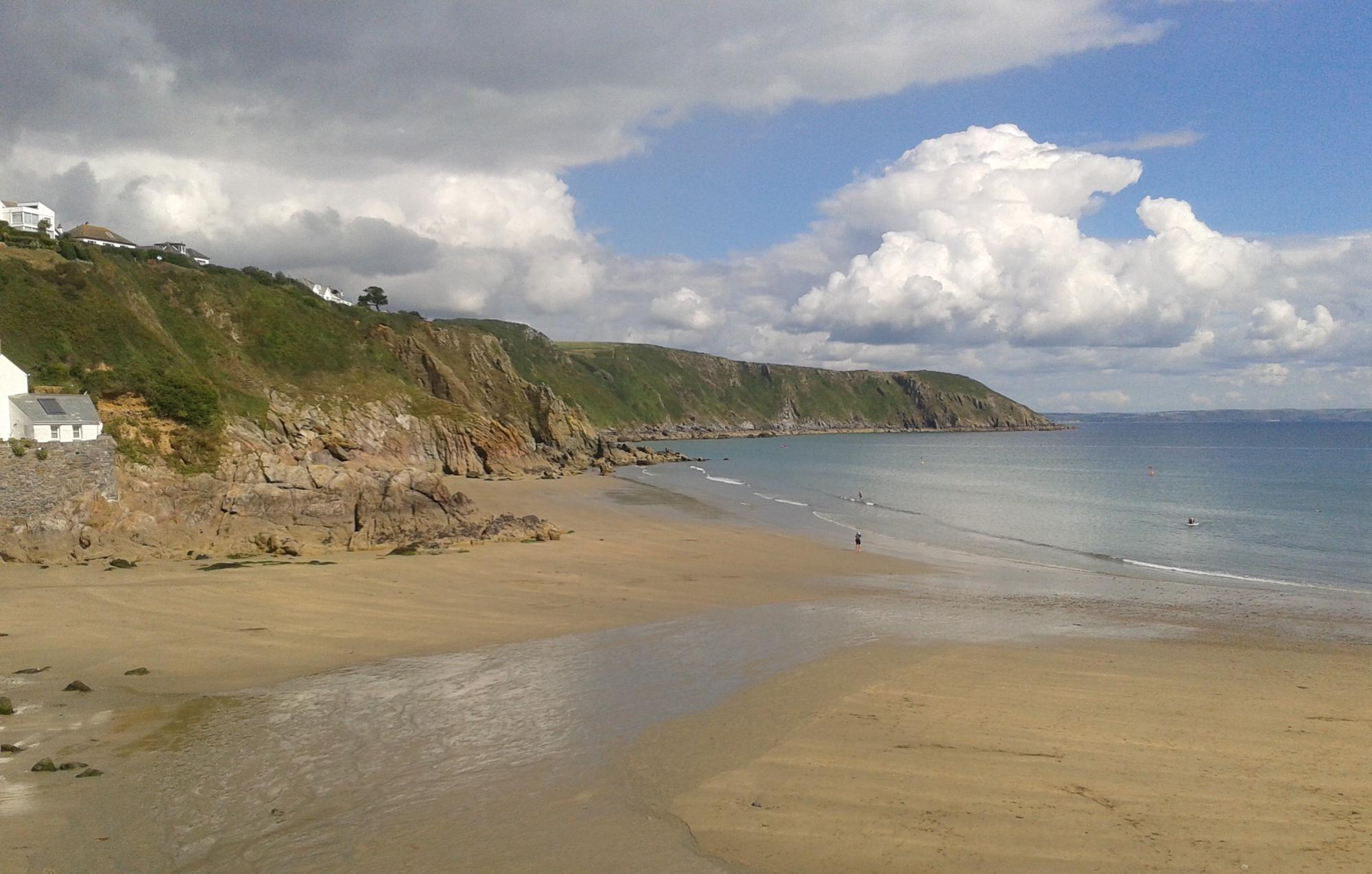 Mevagissey Camping– Campsites near Mevagissey, Cornwall