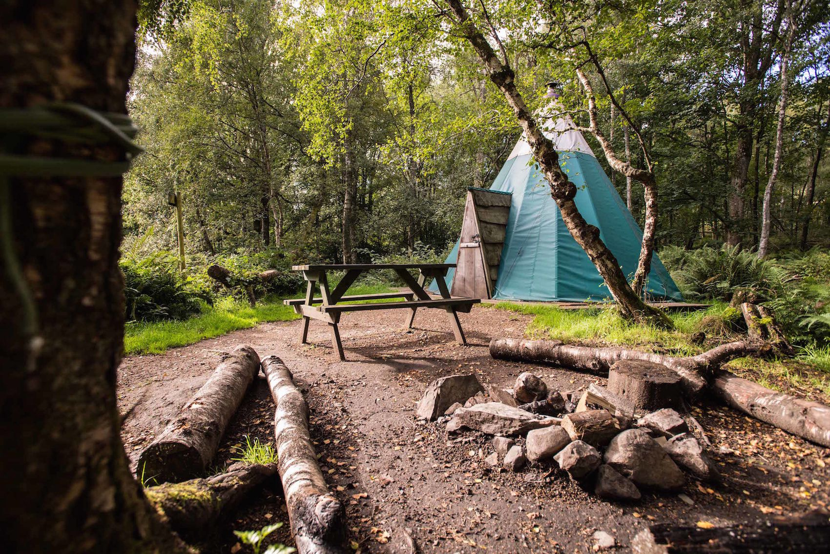 Glamping In Perthshire The Best Glamping Locations In