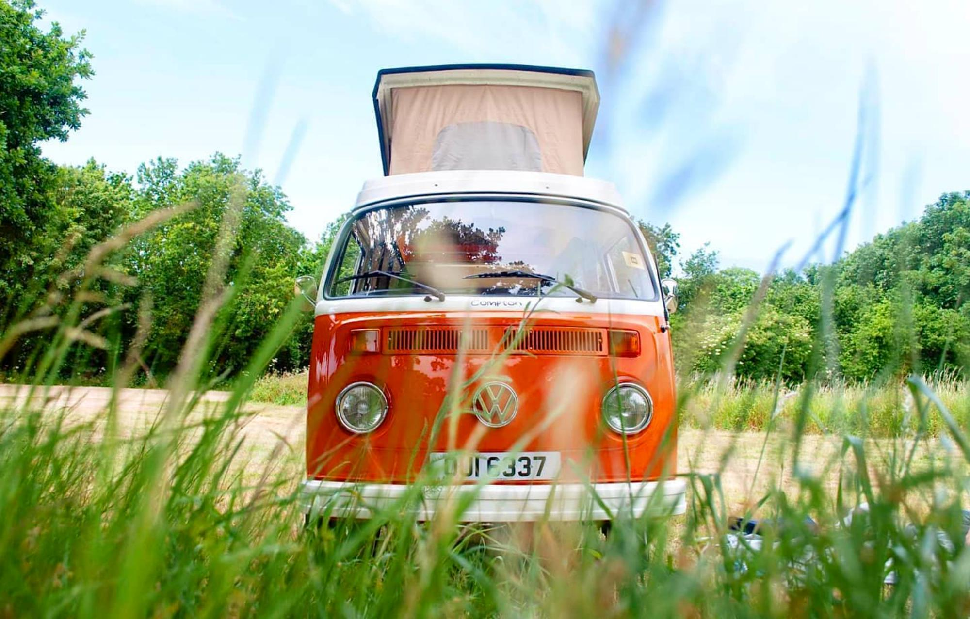 Campervan Hire in England | Motorhome Rental in England, UK