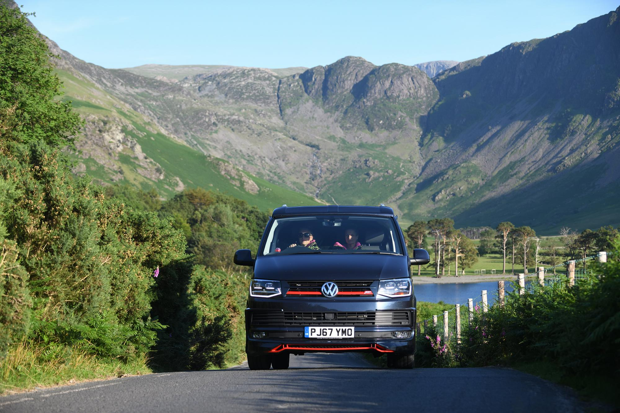 Campervan Hire in North West England | Motorhome Renta in the North West