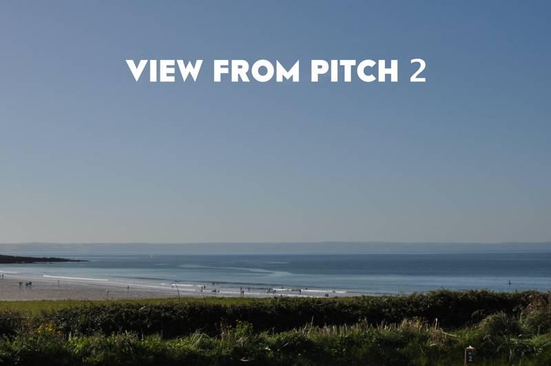 Pitch 2 - Grass Small (Size 11.5m x 5.5m)