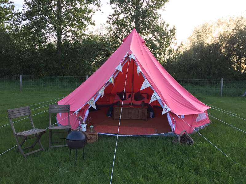 Kingfisher Bell Tent