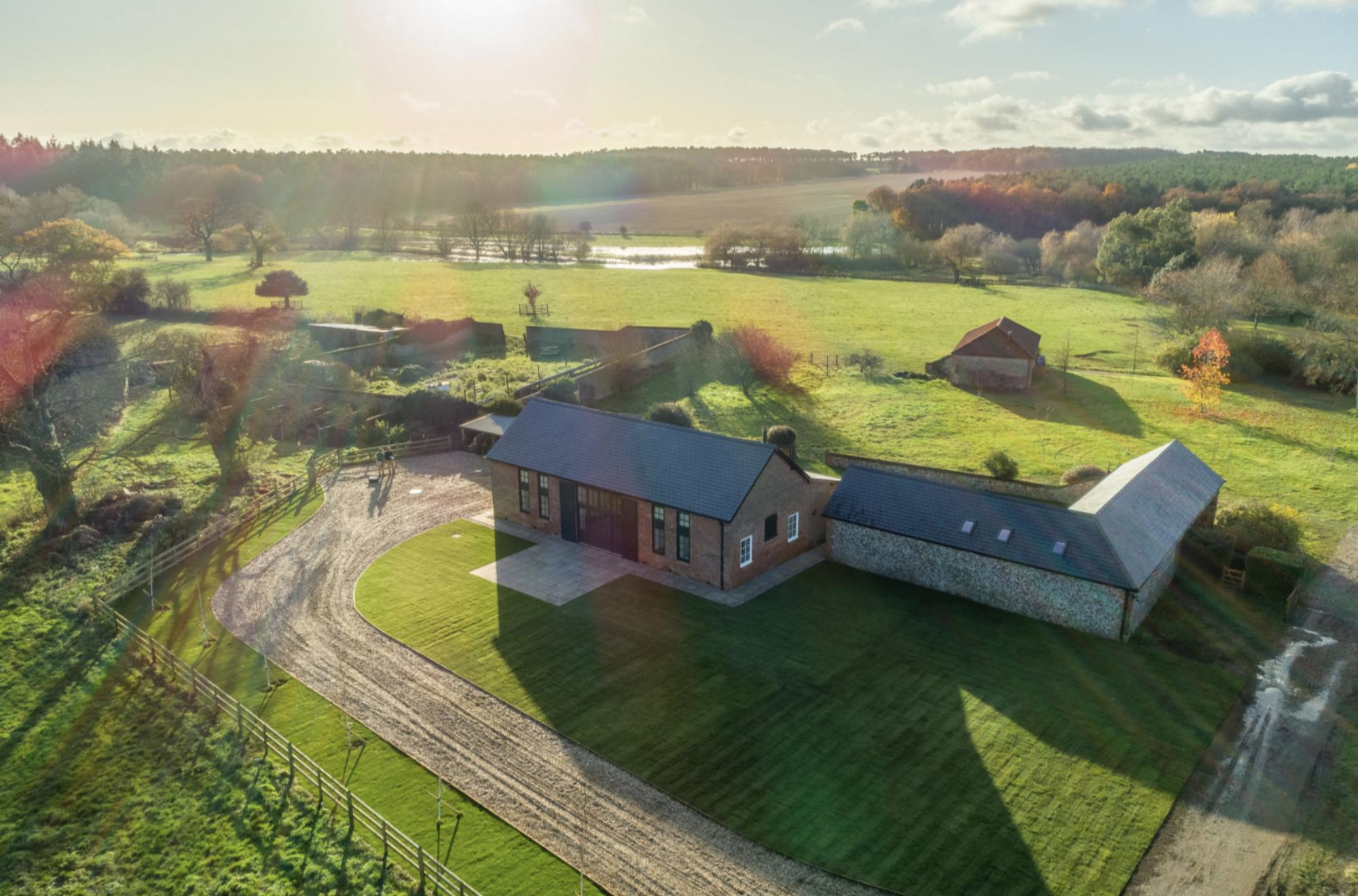 Self-Catering in Thetford holidays at Cool Places