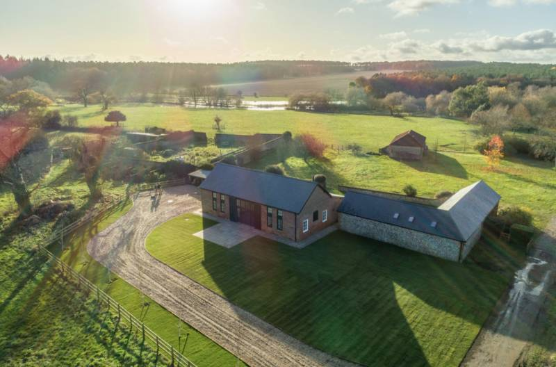 Bodney Lodge Bodney Hall, Bodney, Norfolk IP26 5BX