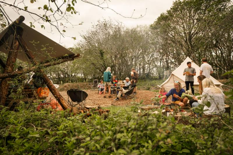 These small-scale, exclusive campsites are always the first to book out for summer weekends...